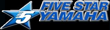 5 Star Yamaha Logo